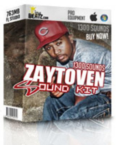 zaytoven sound kit /wav fl studio logic/ reason