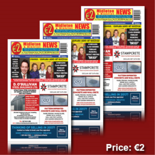 First Additional product image for - Midleton News February 22nd 2017