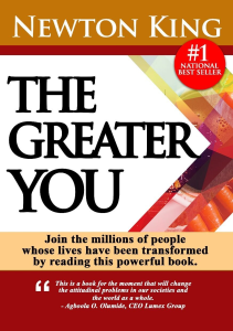 The Greater You | eBooks | Non-Fiction