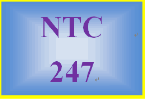 NTC 247 Week 3 Individual: RF Math II | eBooks | Education