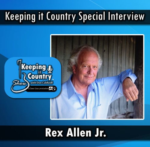 First Additional product image for - Interview with Rex Allen Jr. - Keeping It Country Show with Don Caldwell