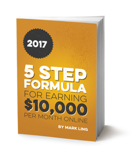 5 steps to making $10k per month online