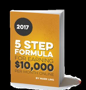 5 Steps to making $10k per Month Online | eBooks | Internet