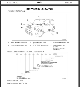 2013  nissan cube z12 service repair manual & wiring diagram