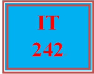 IT 242 Week 4 Individual: Using the nslookup Utility | eBooks | Education