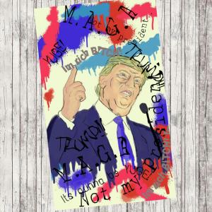 Trump Digital | Photos and Images | Digital Art
