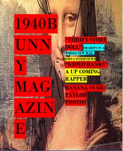 1940bunny magazine
