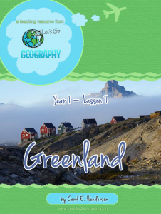 let's go geography:  greenland (north america)