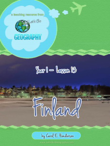 let's go geography:  finland  (europe)
