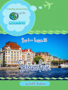 Let's Go Geography:  Sweden (Europe) | eBooks | Education