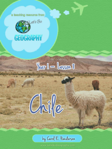 Let's Go Geography:  Chile  (South America) | eBooks | Education