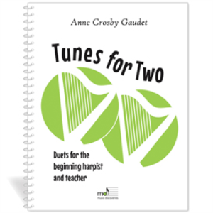 tunes for tune, easy harp duets