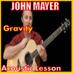 Learn to play Gravity by John Mayer | Movies and Videos | Educational
