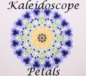 Kaleidoscope Petals XXX | Crafting | Embroidery