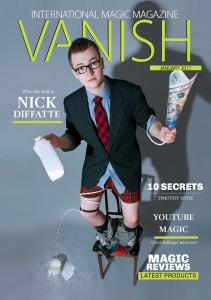 Vanish Magic Magazine 30 | eBooks | Magazines