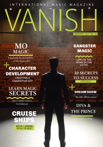 vanish magic magazine 31