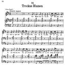 Trockne Blumen D.795-18, Low Voice in B minor, F. Schubert (Die Schöne Müllerin), Pet | eBooks | Sheet Music