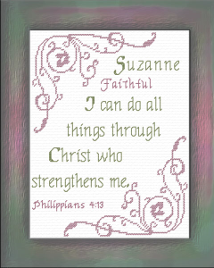 name blessings - suzanne 2
