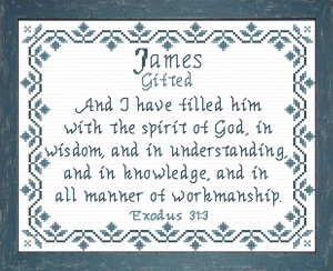 name blessings - james 3