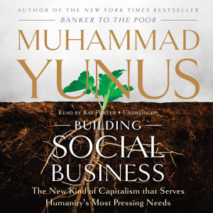 building social business book study vol 1-8 on mp3