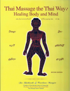 Thai Massage the Thai Way Healing Body and Mind | eBooks | Health
