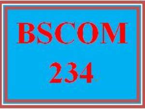bscom 234 week 2 intercultural interview