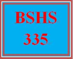 BSHS 335 Week 1 Decision-Making Models   eBooks   Education