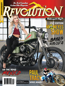 revolution motorcycle magazine vol.40 english