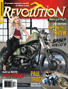 Revolution Motorcycle Magazine Vol.40 francais | Photos and Images | Vintage