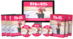 Fit In 15 | eBooks | Sports