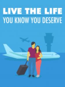 Live The Life You Know You Deserve   eBooks   Self Help