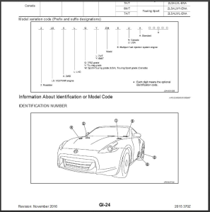 2015 nissan 370z z34 service & repair manual wiring diagram