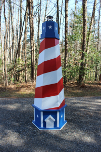 American USA Lighthouse | Other Files | Arts and Crafts