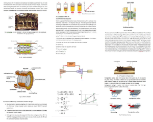 gas turbine technology (with calculations) -  full training materials