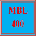 MBL 400 Week 1 Individual: Sales Pitch | eBooks | Education