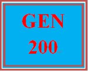 GEN 200 Week 5 Continuing Academic Success | eBooks | Education