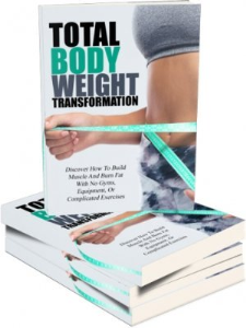 Total Body Weight Transformation | eBooks | Sports
