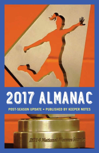 2017 NWSL Almanac Pre-Season Edition | eBooks | Sports