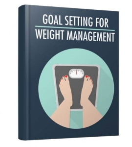 Goal Setting For Weight Management | eBooks | Self Help
