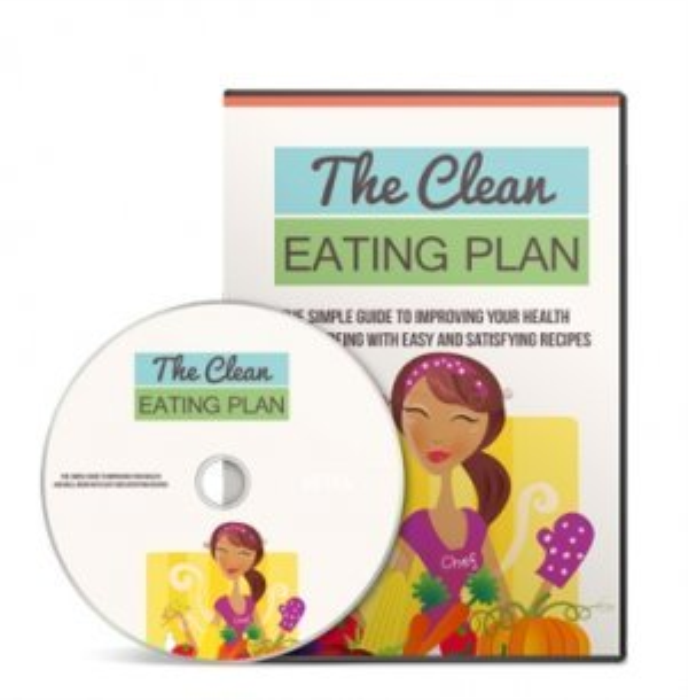 First Additional product image for - The Clean Eating Plan + Video Upgrade