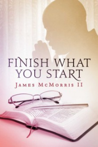 finish what you start - printed book