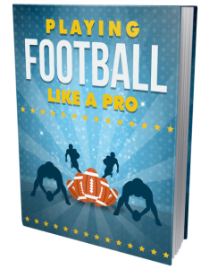 Playing Football Like A Pro | eBooks | Sports