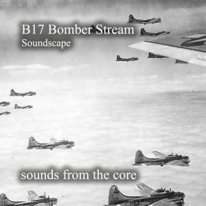 B17 bomber stream in the rain | Music | Ambient