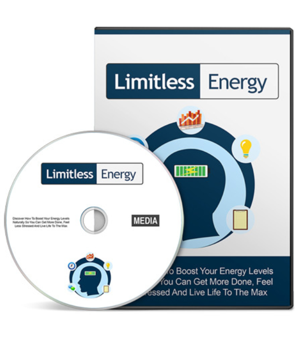 First Additional product image for - Limitless Energy + Gold