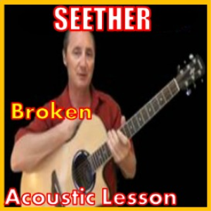 learn to play broken by seether