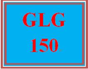 glg 150 entire course