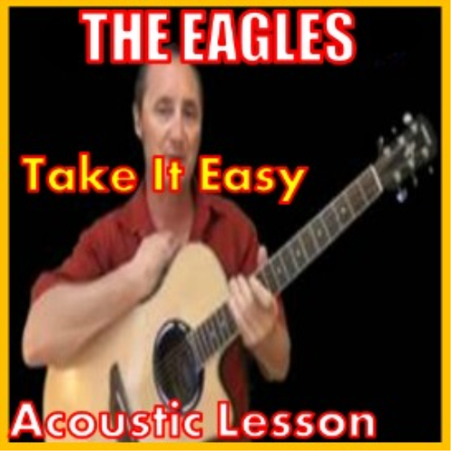 First Additional product image for - Learn to play Take It Easy by The Eagles