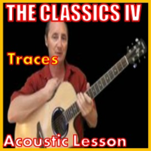 learn to play traces by classics iv