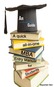a quick all-in-one mba entry manual for students