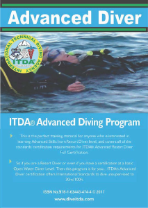 advanced resort scuba diver